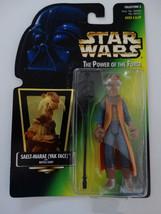 1997 Star Wars POTF Saelt-Marae Yak Face with Battle Staff Action Figure - $20.00