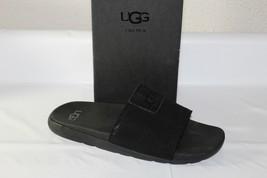 Ugg Xavier Hyperweave Men's SLIDES/SLIPPER, Size 8, Black, 1092299 - $46.99