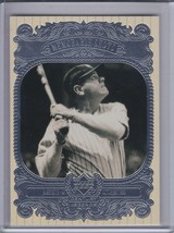 BABE RUTH  1999 Upper Deck Century Legends Memorable Shots #HR1 (C7632) - $5.85