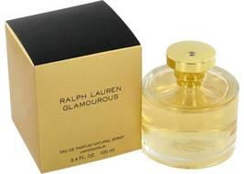 Ralph Lauren Glamourous Perfume 3.4 Oz Eau De Parfum Spray image 3