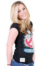 Cardboard Robot Femmes Noir II T-Shirt Nwt image 3