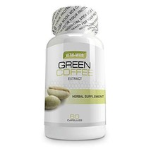 Pure Green Coffee Bean Extract 800 mg Fat Burn Weight Loss Energy Expire... - $6.97