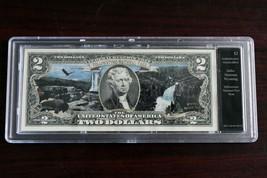 Bradford Exchange Yellowstone National Park $2 Dollar Bill - $14.84