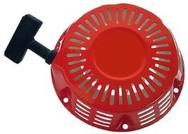 Honda GX240 8.0 hp RECOIL ASSY RED FITS 8.0HP ENGINE