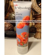 BODYCOLOGY* 8 oz Tube WILD POPPY Aloe Vera+Shea Butter NOURISHING BODY C... - $7.92