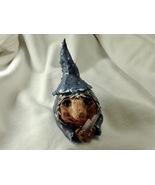 Fantasy Magical Unisex Wizard Lucky Ball Creature Handmade Polymer Clay ... - $49.95