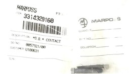 LOT OF 2 NIB MARPOSS 3314320160 D.B. CONTACTS