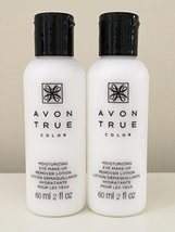 Set of 2 Avon Moisture Effective Eye Makeup Remover Lotion,60 ml/ 2 fl o... - $17.81