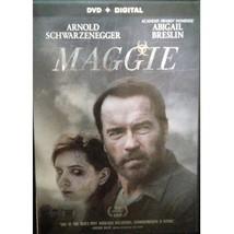 Arnold Schwarzenegger in Maggie DVD - $4.95