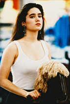 Jennifer Connelly vintage 4x6 inch real photo #311468 - $4.75
