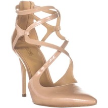 MICHAEL Michael Kors Catia Pump Stilleto Heels, Blush, 10 US - $55.67