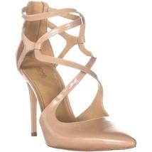 MICHAEL Michael Kors Catia Pump Stilleto Heels, Blush, 10 US - $55.67
