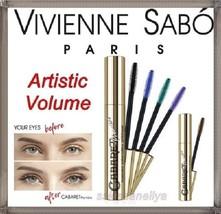 Vivienne Sabo Volumizing Mascara CABARET PREMIÈRE Artistic Volum 9 ml 5 ... - $18.67