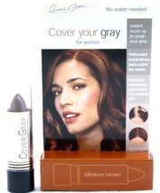 Cover Your Gray Stick Medium Brown 1.5 oz. (Case of 6) - $24.05 CAD