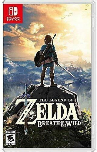 Primary image for The Legend of Zelda Nintendo Switch 2019 BRAND NEW FACTORY SEALED
