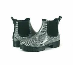 Jeffrey Campbell women 8 Cloudy Chelsea Rain Boot - $49.50