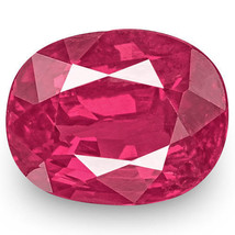 IGI Certified MOZAMBIQUE Ruby 0.95 Cts Natural Untreated Lively Pinkish ... - $1,188.00