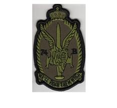 Belgium Royal Belgian Air Force RBAF 31st Squadron F-104 Course Badge ac... - $9.99