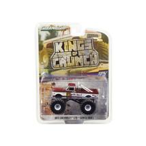 1972 Chevrolet C20 Monster Truck Gentle Ben 1 Kings of Crunch Series 3 1... - $14.35