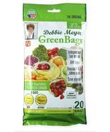 Debbie Meyer Green Bags - Reusable BPA Free Food Storage Bags 20 pc Vari... - $14.80