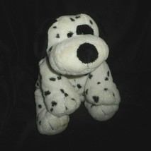 Ty Pluffies 2006 Dotters Dalmatian Puppy Dog Black Spot Stuffed Animal Plush Toy - $36.47