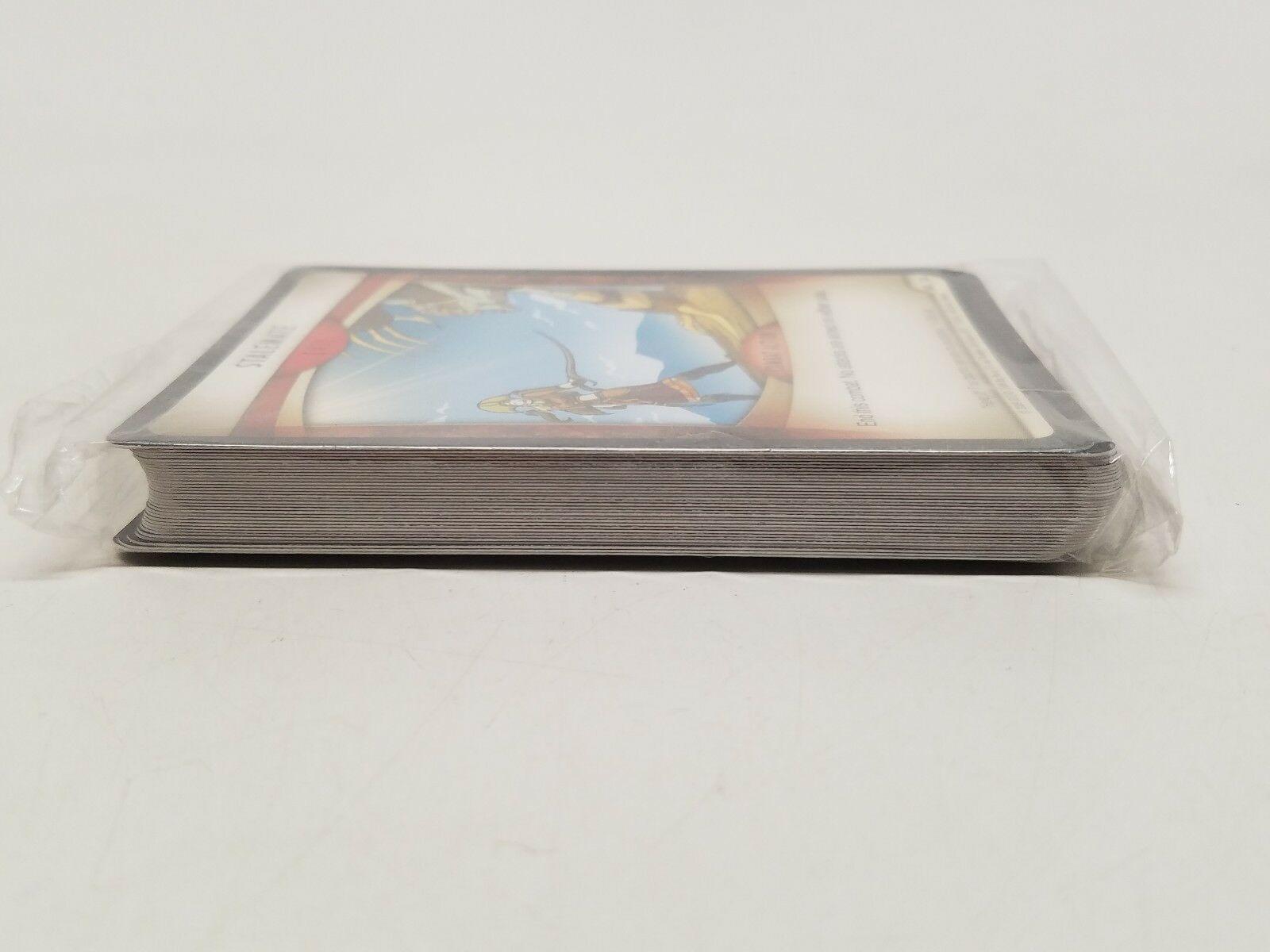 Huntik Upperdeck Card Game Booster Pack Sealed 2009 Sealed