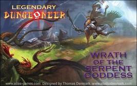 Legendary Dungeoneer: Wrath of the Serpent Goddess - $19.84
