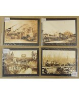 The Old Photo Chest of America 10x7 in Prints Qty 4 (A) - $17.09