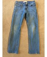 Levi's 511 Slim Boys 14 Regular Stretch Denim Jeans 27 x 27  - $7.91