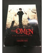 THE OMEN COLLECTION (BOXSET) (BILINGUAL) (DVD) GREAT CONDITION  - $34.60