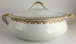 Haviland Limoges Schleiger 101A Covered vegetable bowl  - $45.00