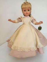 "Vintage 1950's Alexander Tagged 14"" Meg Hard Plastic Little Women w/ Foi... - $195.00"