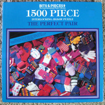 The Perfect Pair Bits & Pieces 1500 Piece Jigsaw Puzzle - $7.50