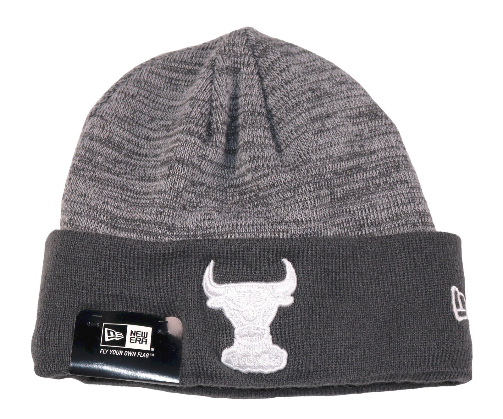 0685fcab7cc NEW ERA Chicago Bulls Knit Logo Beanie Adult and 50 similar items