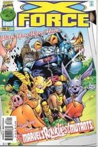 X-Force Comic Book #66 Marvel Comics 1997 VERY FINE- NEW UNREAD - $1.99