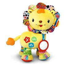 VTech Crinkle & Roar Lion (Frustration Free Packaging) - $15.07