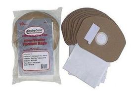 Eureka Sanitaire BV-2 Cleaner Bags 62370, SC-412A Backpack ECC340 [70 Bags] - $69.19
