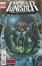 MARVEL Limited Series Comics: Space Punisher #1 of 4 Sept 2012 - $3.95
