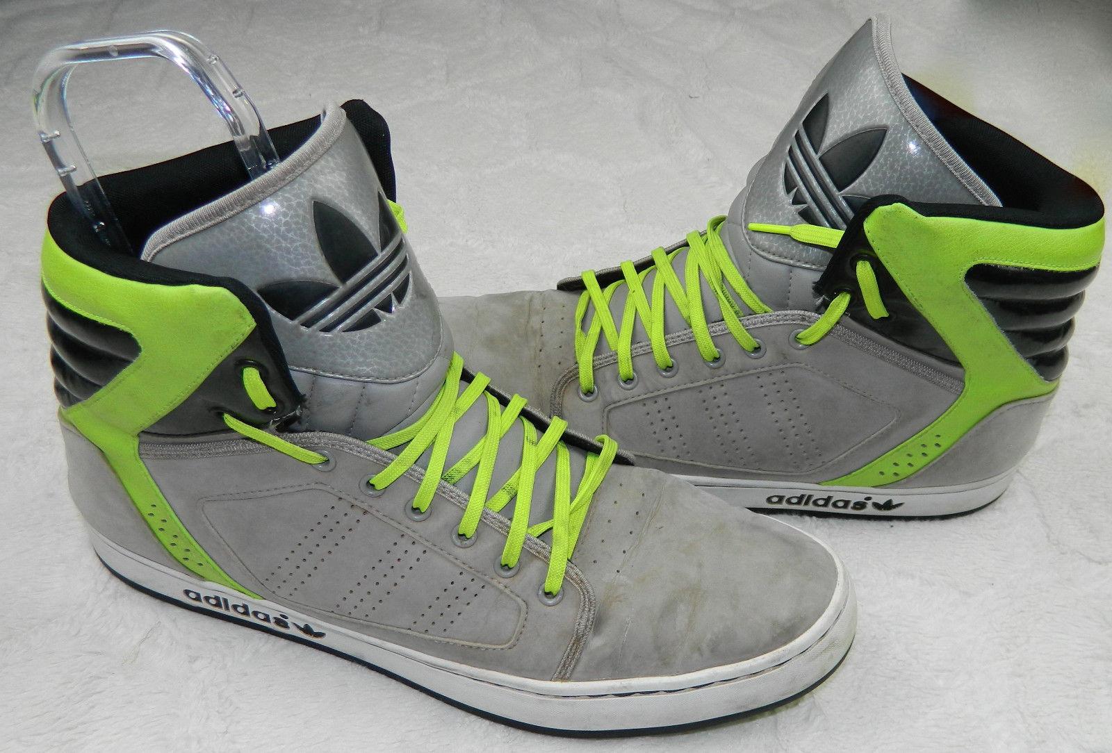 Adidas Torison Hi Tops Taglia 13 NUOVO