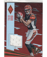 2016 Panini Tyler Boyd Red Refactor Jersey Card #RPSM-TB - $48.51
