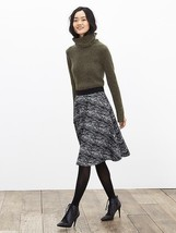 Banana Republic Textured Knit Midi Skirt, Size 14, NWT - $50.00