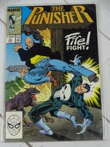 THE PUNISHER #23 Sept 1989 Marvel Comic bagged & boarded - C2115 - $2.49