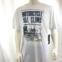 Harley-Davidson Men's Hill Climb Short Sleeve White T-Shirt Slim Fit Aut... - $19.99