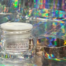 NWOB Charlotte Tilbury Magic Cream 15mL Great For Travel Ultra Luxe Moisturizer image 1