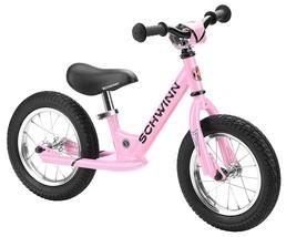 Schwinn Balance Bike, 12 inch wheel size, stride bike Ages 2-4 Pink - €83,91 EUR