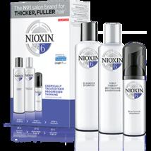Nioxin System 6 Thinning Hair Kit - $55.00