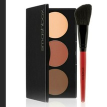 Smashbox Step-by-Step Contour Kit DEEP Warm Highlight Terracotta Bronze NIB - $29.25