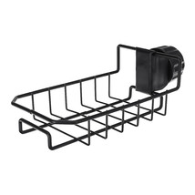 An item in the Collectibles category: Iron Faucet Rack Bathroom Bathroom Simple Hanging Basket Kitchen Sink Rag Drain