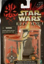 Star Wars: Episode I Naboo Accessory Set Accessory - $8.99