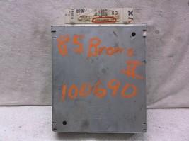 1985..85 FORD BRONCO 2 ..2.8L ENGINE CONTROL MODULE/COMPUTER...ECU..ECM.... - $46.28